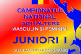 Campionatul National de Haltere – Juniori I