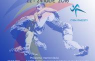 """Memorialul  de lupte libere """"CORNEL CRISTUT """" editia  a  VI-a 22 – 24 IULIE  2016"""