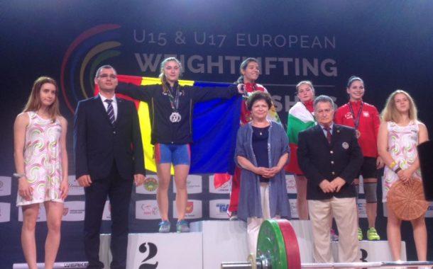 7 medalii  – 4 aur si 3 argint pentru Onesti la CAMPIONATULUI EUROPEAN DE CADETI SI  JUNIORI 2 – Polonia