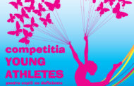 Competitia  YOUNG  ATHLETES – 21 noiembrie 2016
