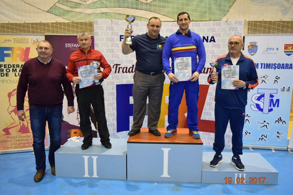 Timișoara. Campionatul Național Individual U 23