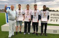 CSM București și CSM Onești – locul 1 în clasamentul pe medalii la CN de atletism în sală, seniori și tineret
