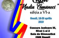 """Cupa """"Nadia Comăneci"""" Ediția a VI-a"""