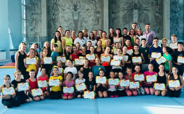 Summer Training Camp 2019 – Onesti