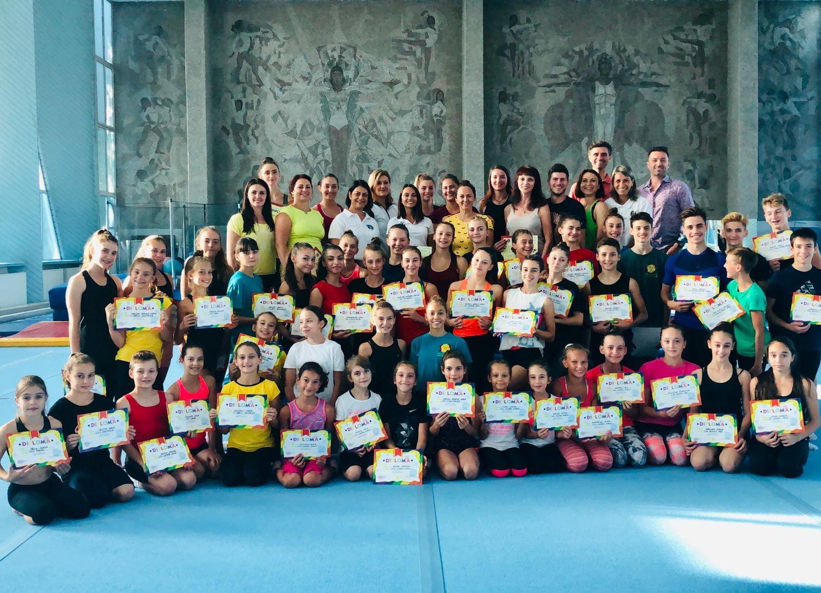 Summer Training Camp 2019 – Onesti