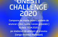 Onesti Challenge 2020