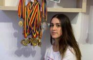 """CAMPIONII ROMÂNIEI 2020 (12). DIANA ANA MARIA ION: """"ÎN ACEST AN ÎMI PROPUN UN REZULTAT CÂT MAI BUN LA CAMPIONATUL EUROPEAN DE TINERET"""""""
