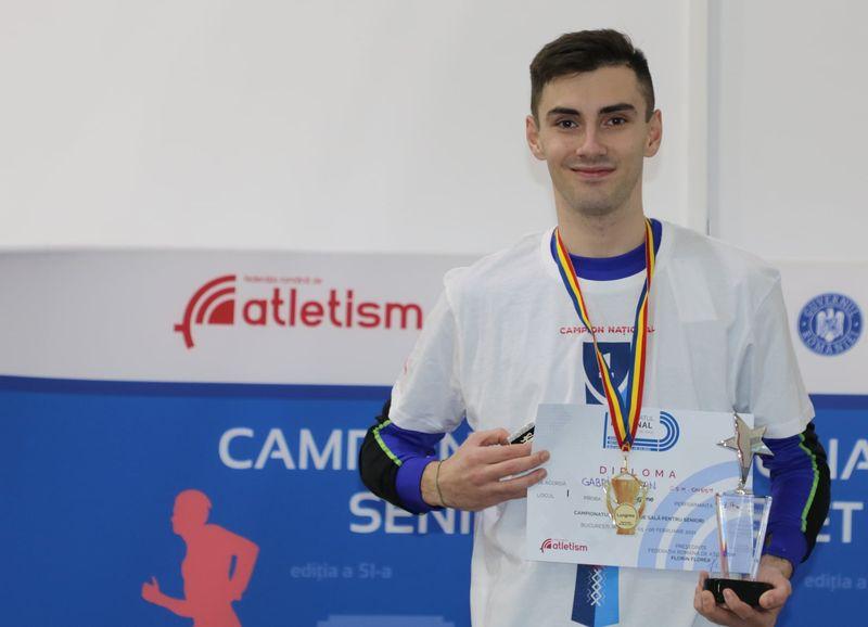 Atletism: Băcăuanul Gabriel Bitan, lider european!