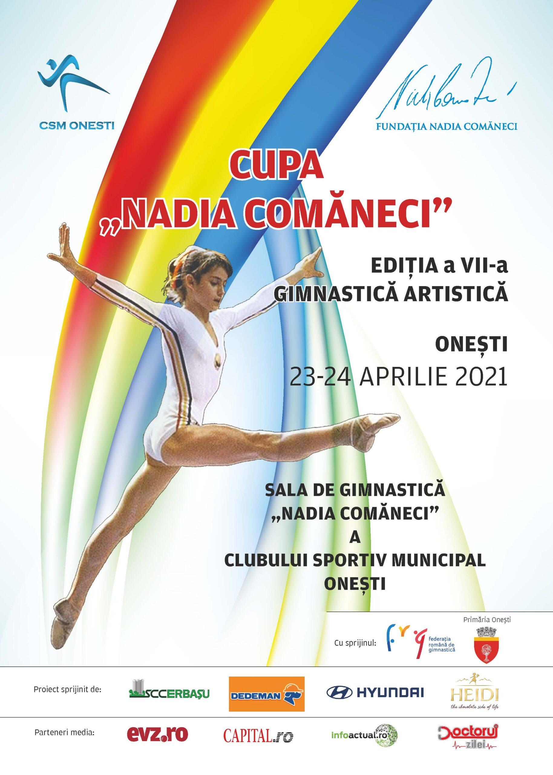 Cupa Nadia Comăneci sfidează pandemia